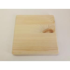 Квадрат из сосны 15х15см