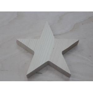 Звезда из сосны